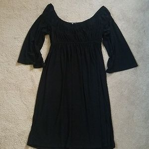 Tiana B peasant style dress.